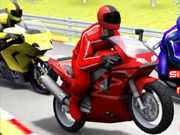 3D MotorBike Racing