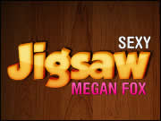 Megan Fox sexy Jigsaw