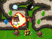 Bloons torre de defensa 4