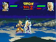 Dragon Ball Z Power nível Demo