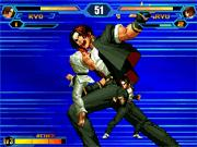 King of Fighters XS uhkavaatimus