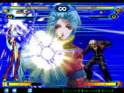 King of Fighters skrzydła 2