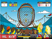 Simpsons Ball surma