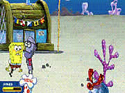 Sponge Bob Square Pants : Anchois Assault