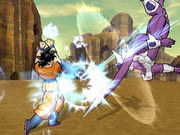 Dragon Ball Z melawan