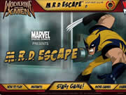 Xmen wolverin Escape