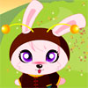 Baby Rabbit Icon