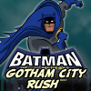 Batman Gotham City buru-buru