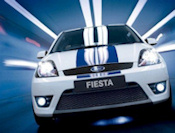 Ford Fiesta Racing utmaning
