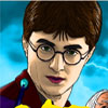 Harry Potter de colorat