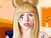 Lady Gaga Makeover Icon