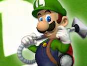 Luigis Mansion Save Mario