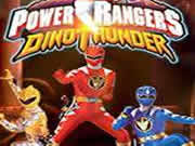 Power Rangers Dino Trueno