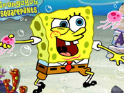 SpongeBob ikan teri Assault