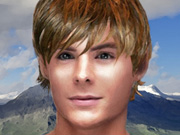 زک Efron Makeover